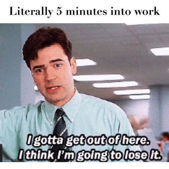 Funny Workplace Meme : Best office space meme thinking