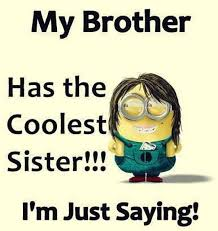 Funny Brother Quotes 20 Funny Brother Quotes   Thinking Meme Funny Brother Quotes