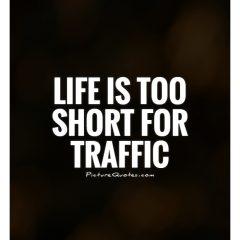 25 Traffic Quotes
