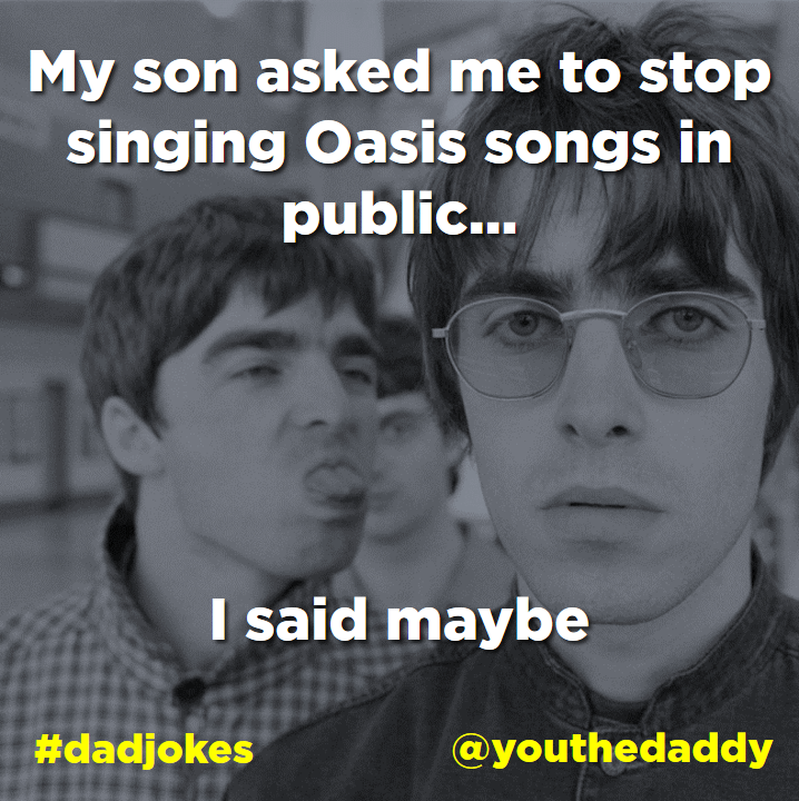 26 Hilarious Dad Jokes