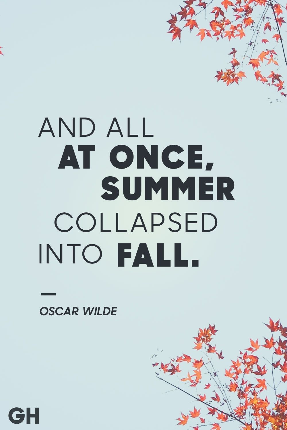 Fall Quotes Thinking Meme