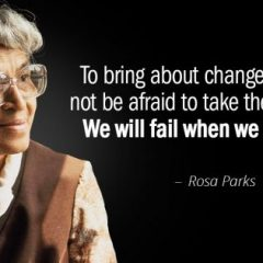 Top 20 rosa parks quotes