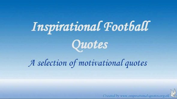 Best 19 #football #quotes