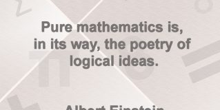Best 19 math quotes