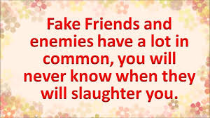Top 18 #fake #friends #quote
