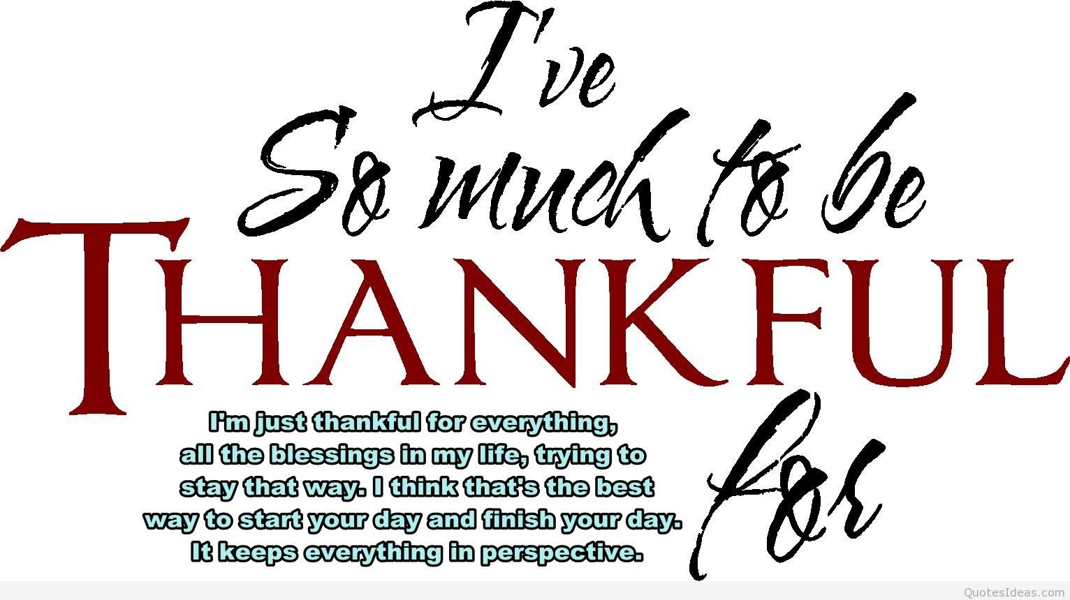 Best 18 #thankful #quote