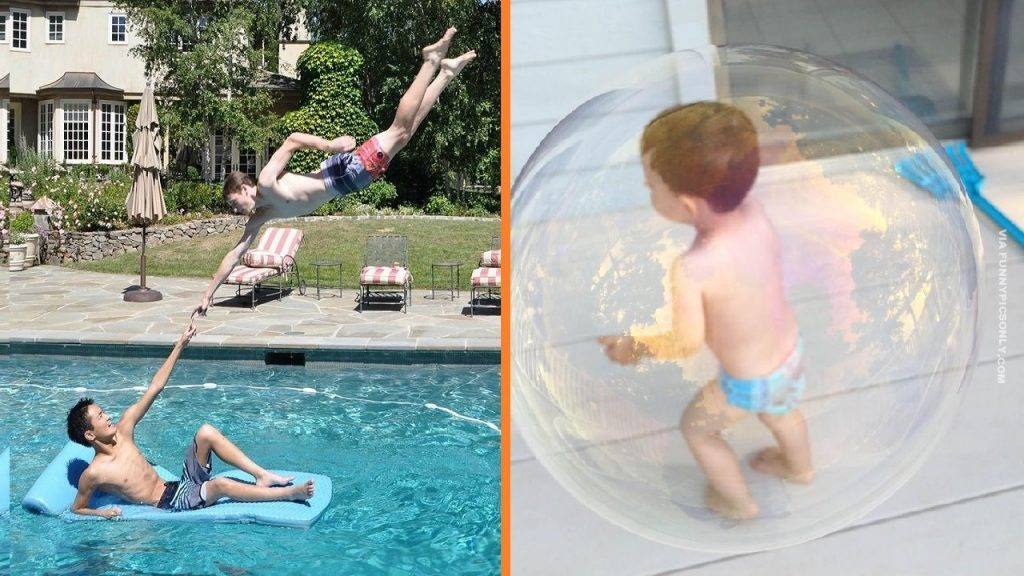 21 Funny Photos Taken At Right Moment